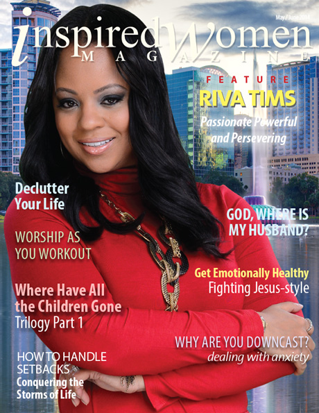 Inspired Women Magazine May/June 2014